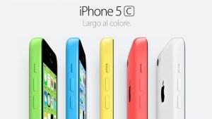 iPhone 5S e iPhone 5C arrivano in Italia il 25 Ottobre, ecco i prezzi