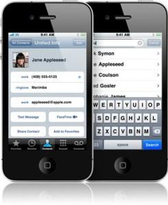 iOs 7: come trasferire su Android la rubrica dell'iPhone
