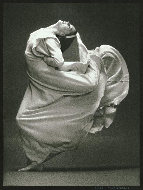 Max Waldman - Janet Eilber, Frontier, a Dance from Martha Graham