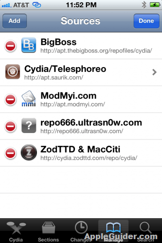 Semi_Tethered_jailbreak_iOS5_Cydia_add_source_3
