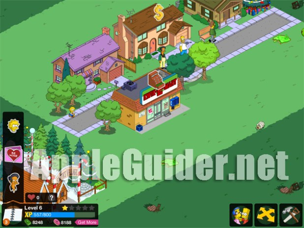 The Simpsons Tapped out 4.1.0 hack