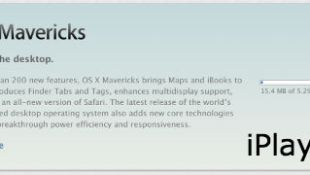 OS X Mavericks upgrade