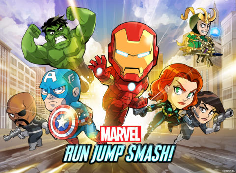 Marvel Run Jump Smash ipa