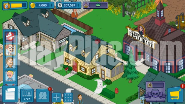 Family Guy cheat