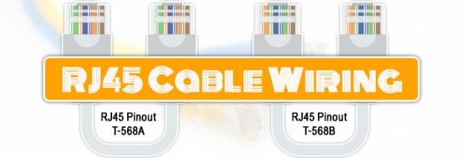 rj45 wiring