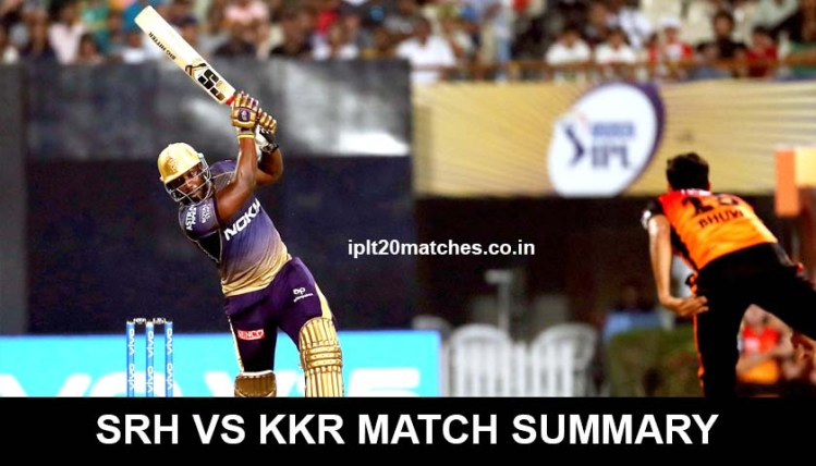 IPL 2019 | SRH Blown Away by Andre Russell, KKR at top of ...