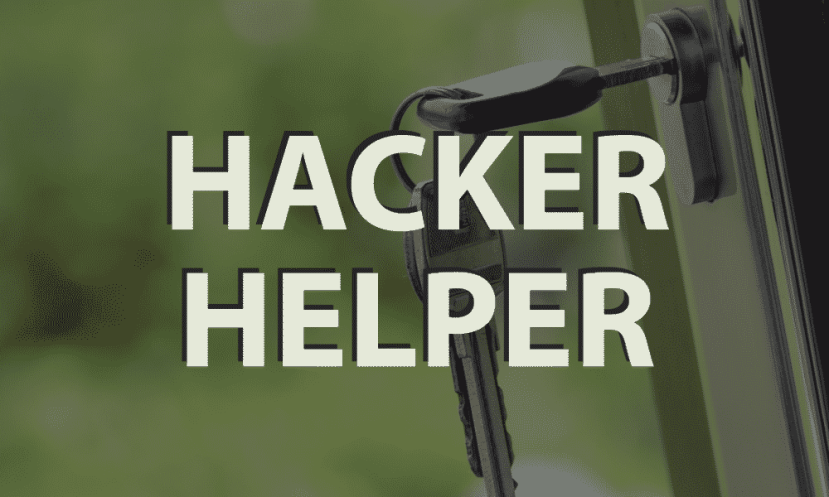 Hacker Helper 2