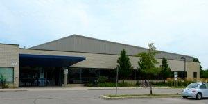 West Doors of Earl Nichols Community Centre in London, Ontario