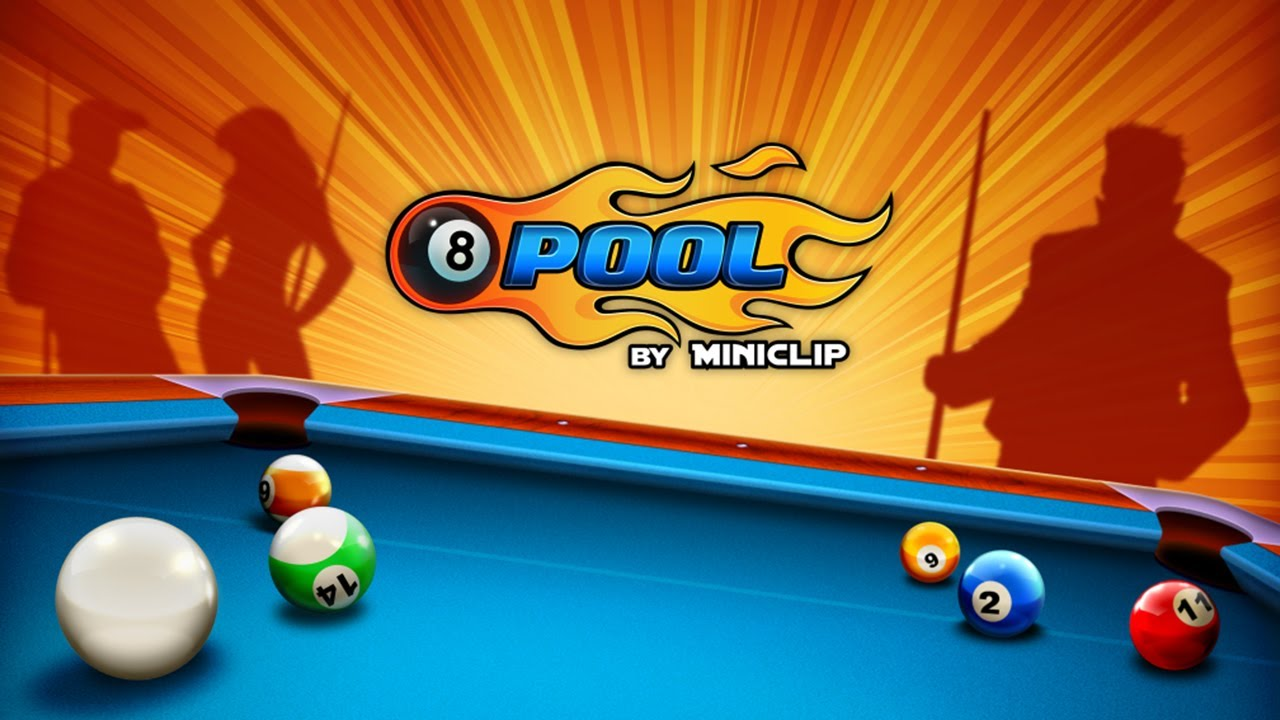 8 Ball Pool Game for iPhone 7 2018