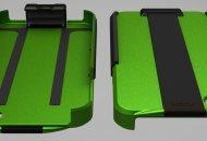 Maxx Spectra: funda para iPhone 4S/4 con correa incorporada