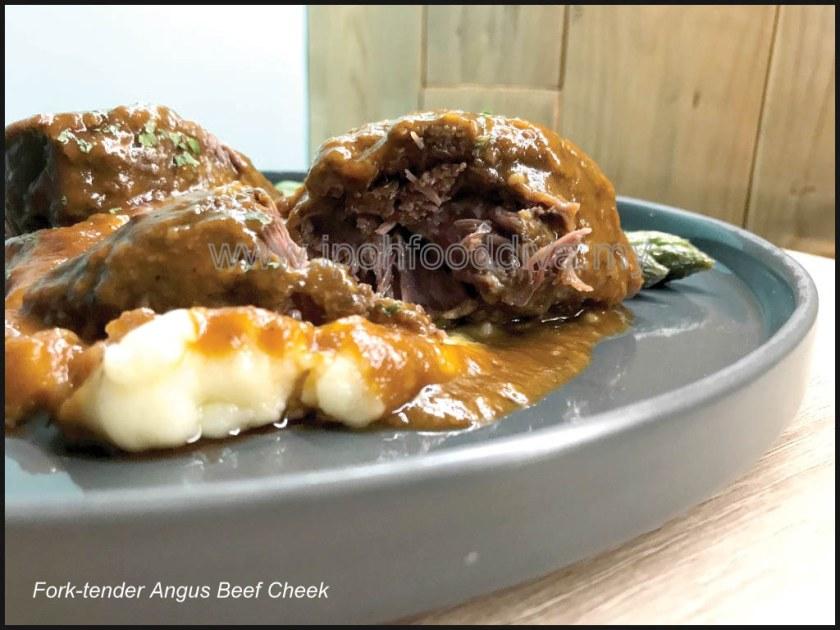Fork-tender Angus Beef Cheek