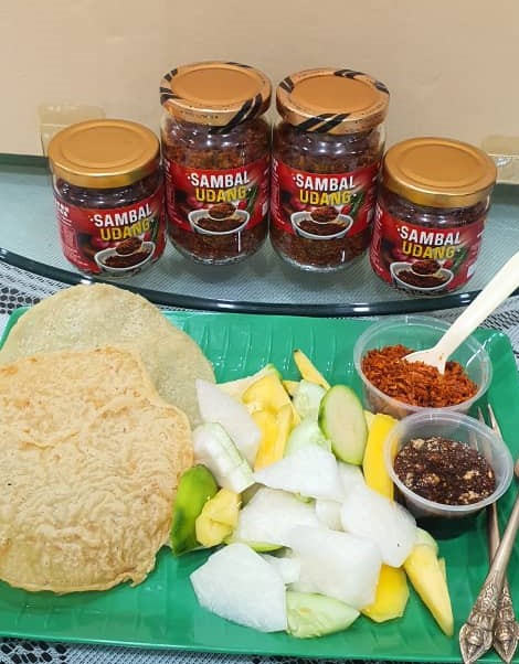 Small Bites and Big Delights with SeeFoon: Sambal Udang