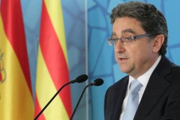 Enric Millo. PP Catalunya