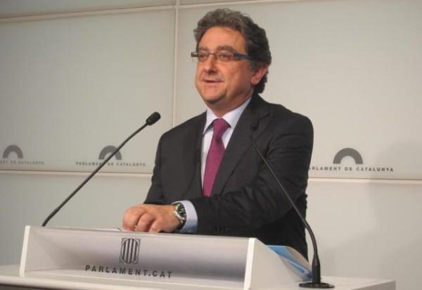Enric Millo Presupuesto Trampa 2014