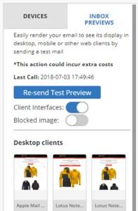 iPost Inbox Preview