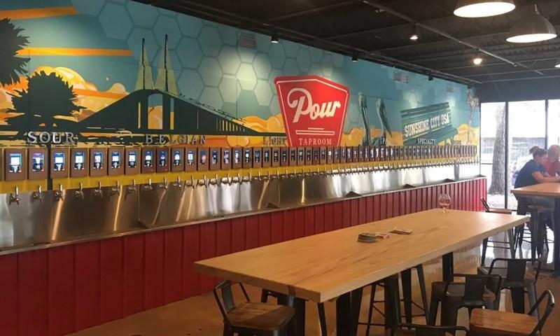 St. Petersburg Beer Bar