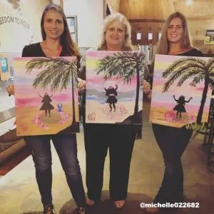 barrel republic paint nite