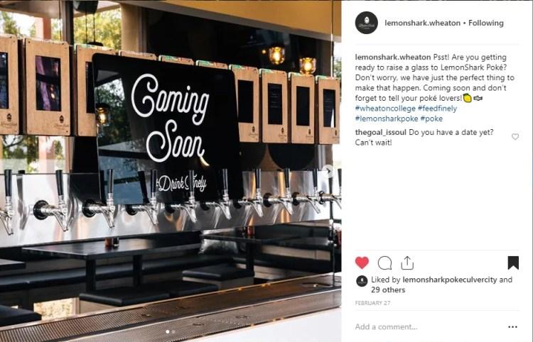 lemonshark poke social media