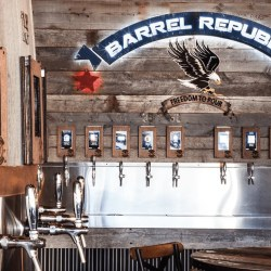 barrel republic escondito