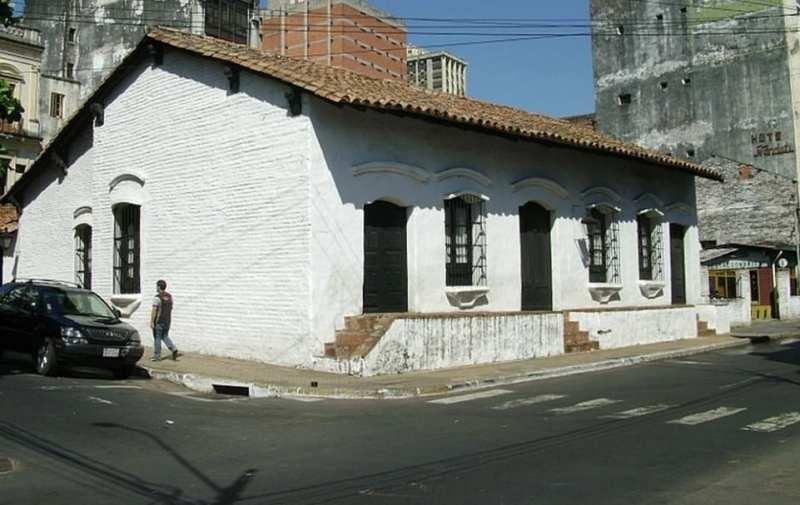 Casa de la independencia Asunción