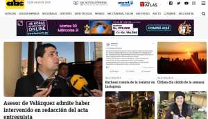 Noticias y diarios de paraguay información