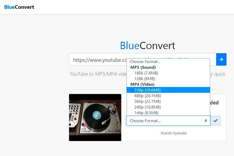 Youtube Downloader descargar video o audio mp3 mp4 online hd