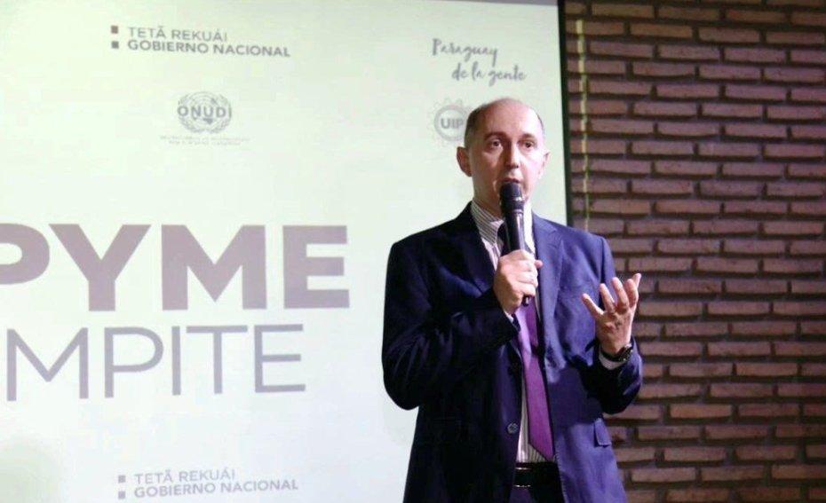 Embajador de la Unión Europea destacó la estrategia de Paraguay