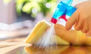 desinfectar correctamente productos