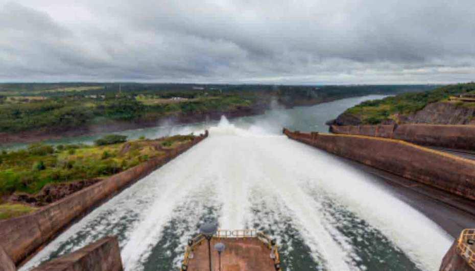 Itaipú recupera casi 3 metros del nivel del río Paraná