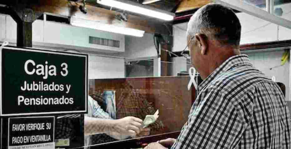 Caja Fiscal paga hoy a jubilados y pensionados