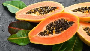 Mamón beneficios y propiedades también conocido como papaya