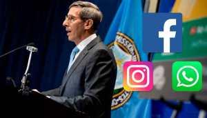 EEUU demanda a Facebook por monopolización ilegal de WhatsApp e Instagram