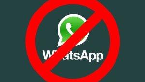 Whatsapp eliminará a usuarios que usen aplicaciones alternas