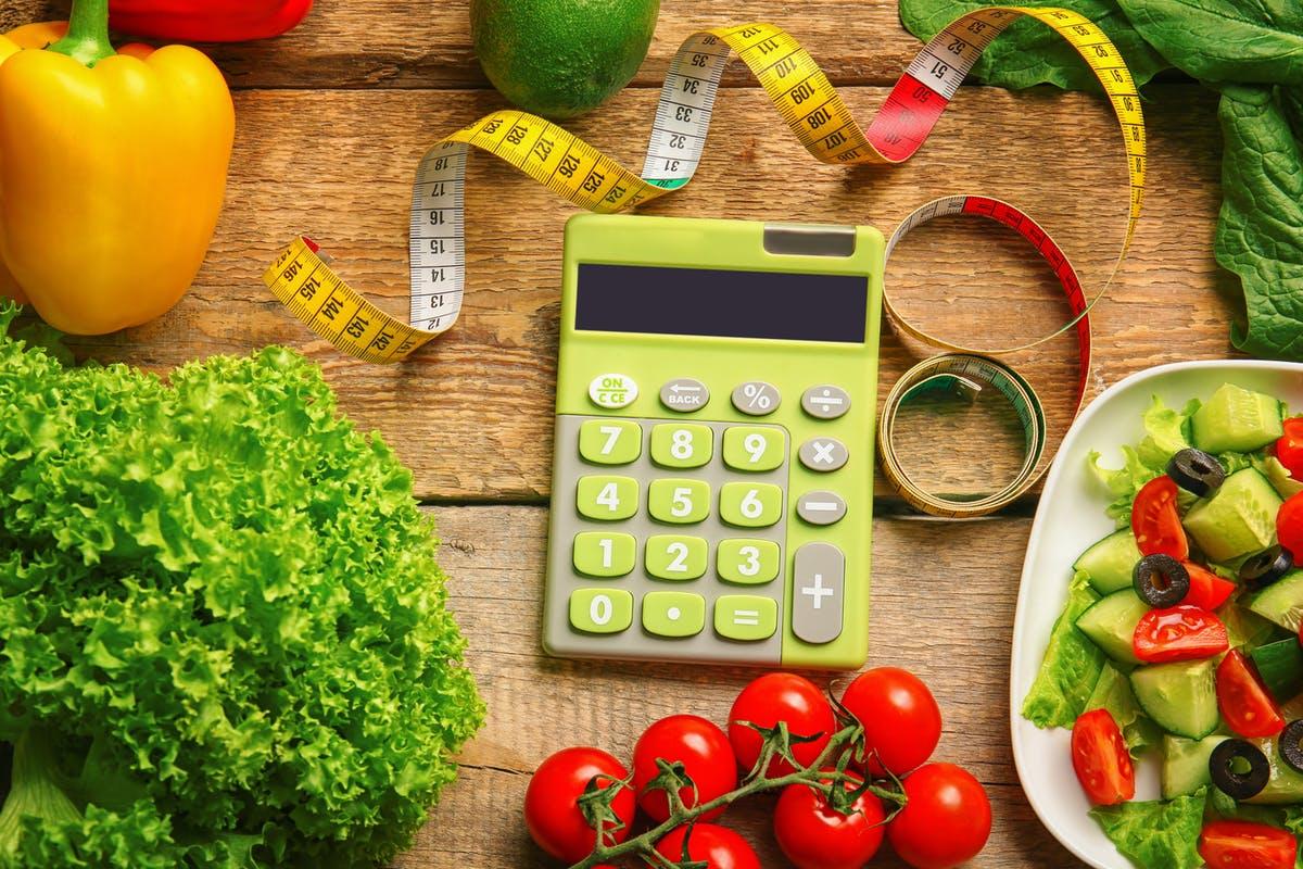 Calorías en la dieta: El conteo no es una buena opción