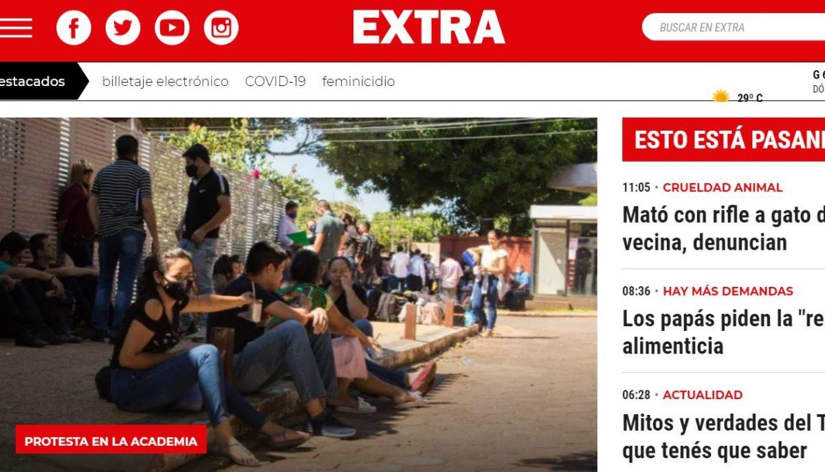 Diario Extra Py