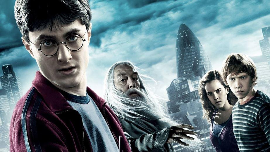Harry Potter y el misterio del príncipe - Peliculas del 2009