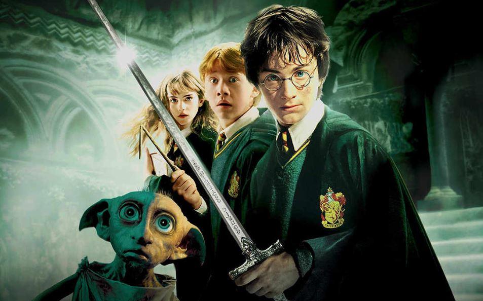 Peliculas Harry Potter y la Cámara secreta