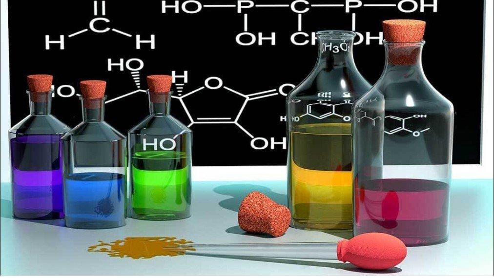Energía química
