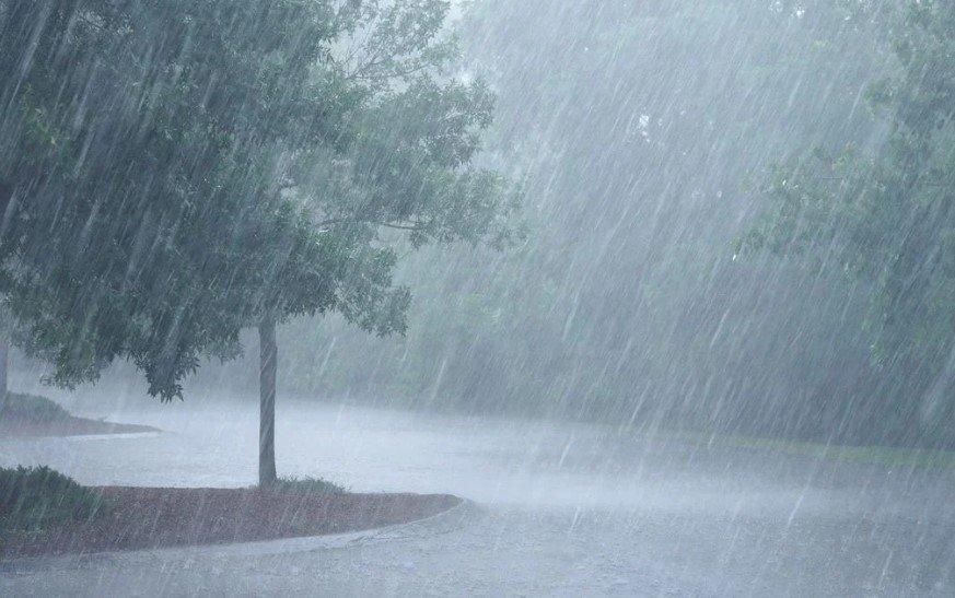 Meteorología anuncia lluvia y frente frío desde mañana lunes