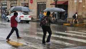 CLIMA: Persisten las lluvias durante los próximos días.