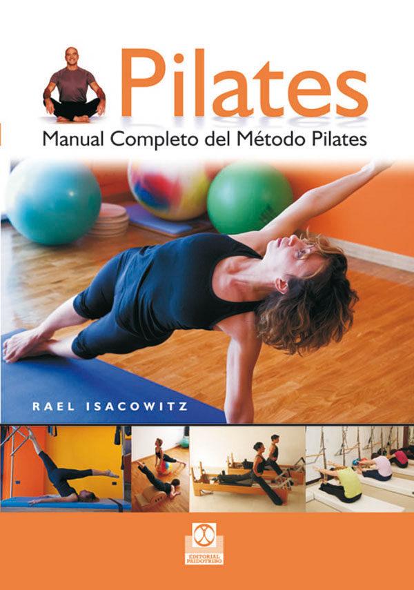 PILATES-MANUAL-COMPLETO-DEL-METODO-PILATES-EBOOK-PDF descargable www.iprofe.com.ar