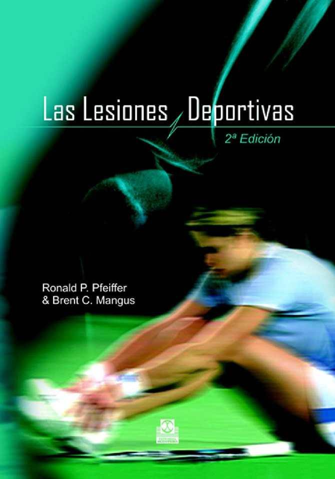 Libro de Las lesiones deportivas PDF www.iprofe.com.ar