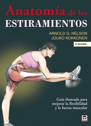Anatomia de los estiramientos 5å»ed:MaquetaciÌ3n Ø