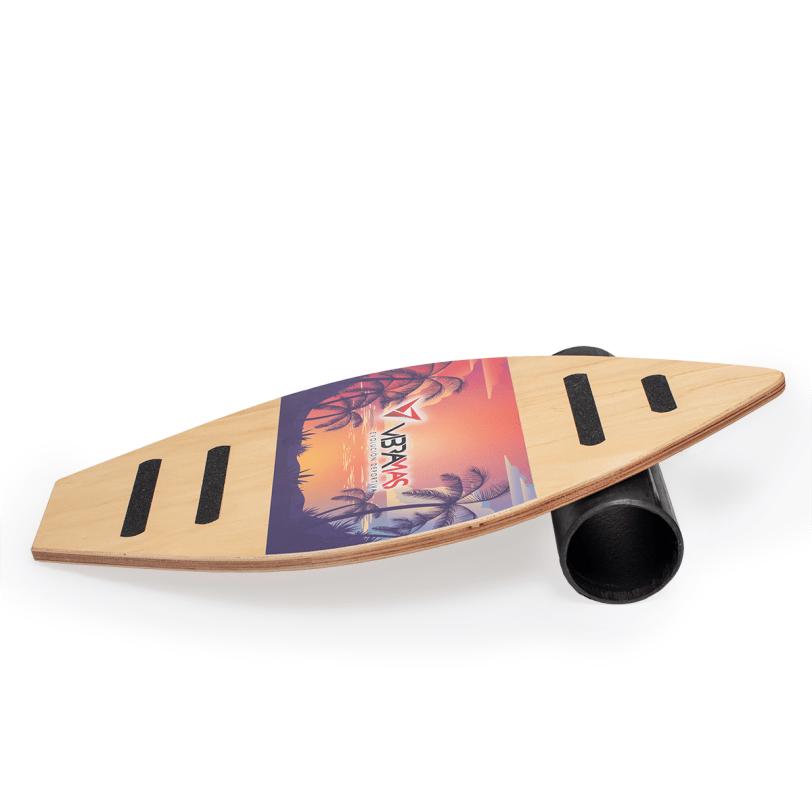 Balance Board_Skate y Surf_Vibramas_iprofe.com.ar