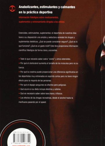 1Libro PDF Anabolizantes Estimulantes y Calmantes En La Practica Deportiva_iprofe.com.ar