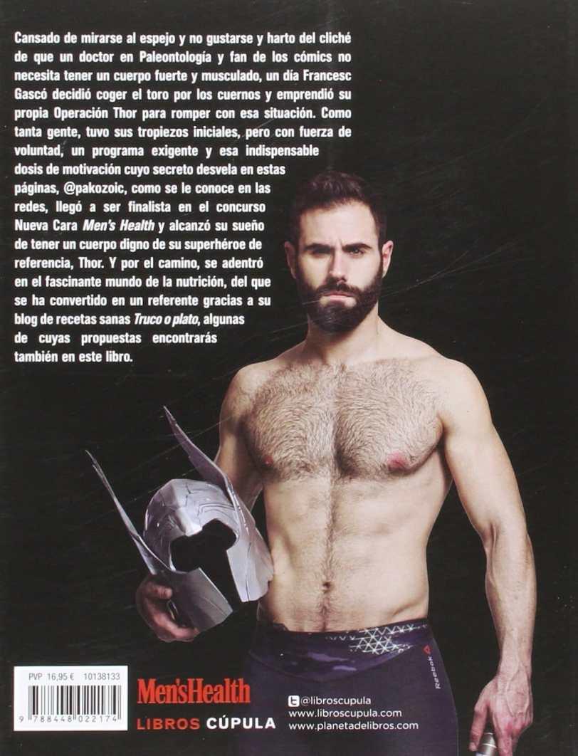 No hay excusa Entrénate con Francesc Gascó y cambia tu cuerpo_iprofe.com.ar