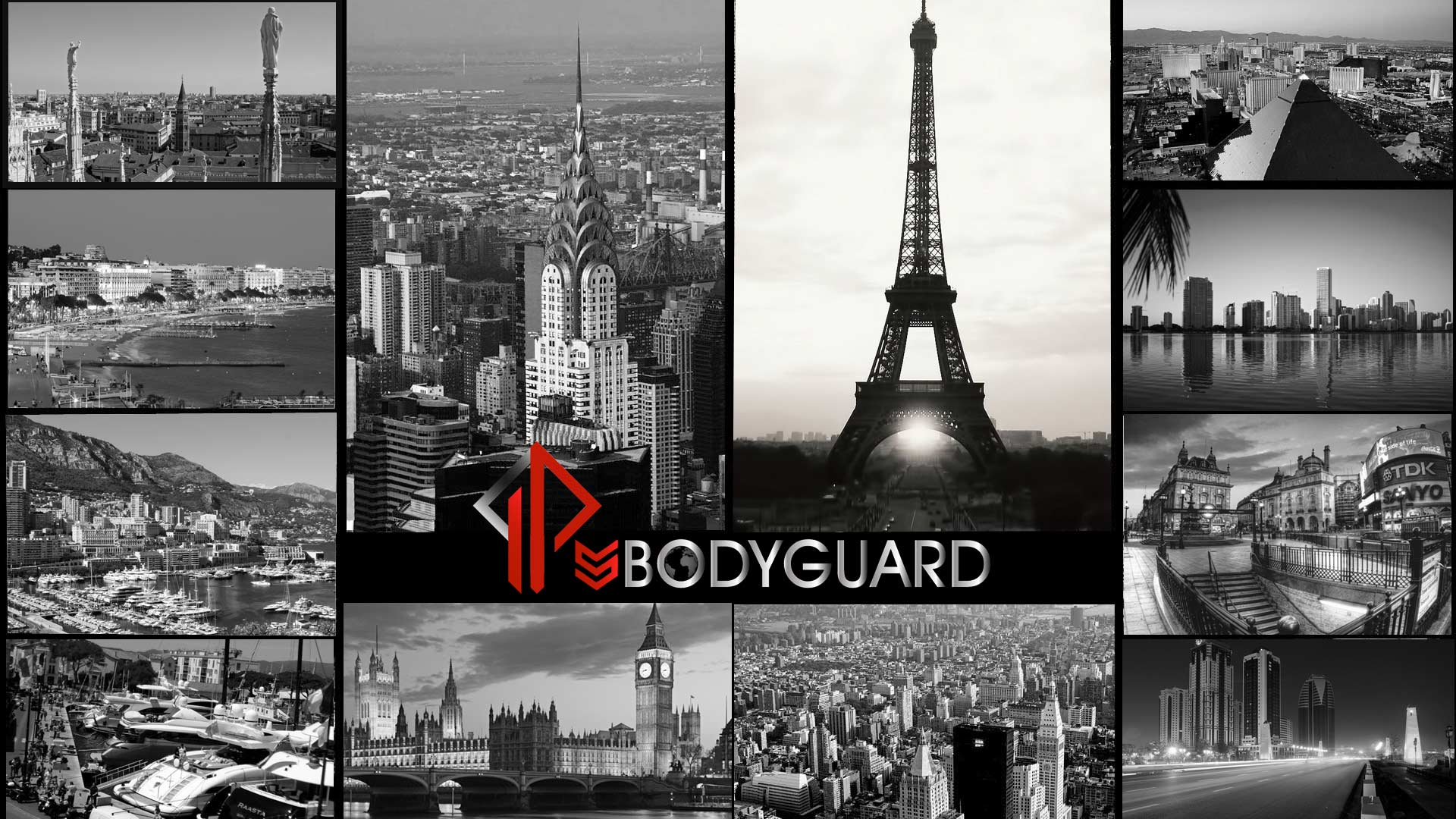 ips bodyguard paris cannes londres miami dubai