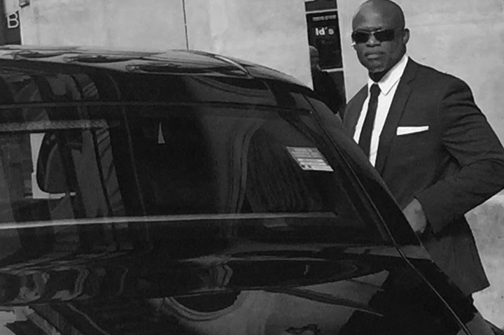 chauffeur private driver security ips bodyguard