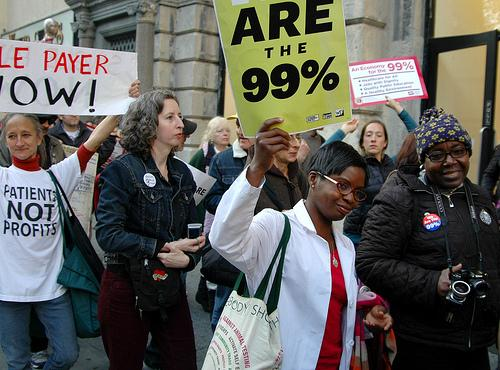 The 99 Percent Have Found Our Voice