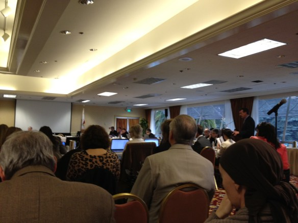 CIRM board meeting